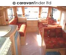 Abbey Aventura 320 2003 Caravan Photo