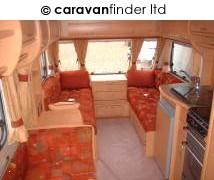Abbey Expression 550  2004 Caravan Photo