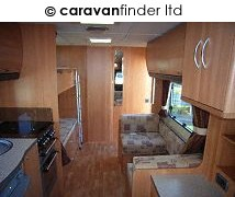 Ace Jubilee Equerry 2005 Caravan Photo