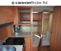 Ace Jubilee Envoy 2006 Caravan Photo
