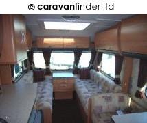 Ace Globetrotter 2006 Caravan Photo