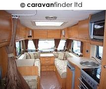 Ace Courier 2008 Caravan Photo
