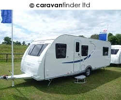 Teesside Caravans, Used Adria Adora 642up 2012 Caravan for
