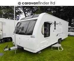 Alaria Ti 2018 Caravan Photo
