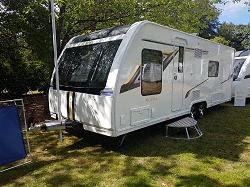 Alaria TS 2019 Caravan Photo