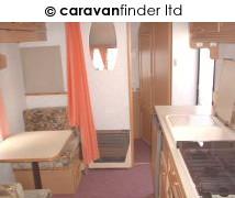 Avondale Dart 515 1998 Caravan Photo