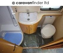 Bailey Provence Series 5 2006 Caravan Photo