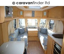 Bailey Monarch S6 2007 Caravan Photo