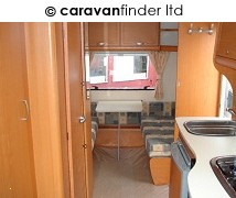 Bailey Ranger 500 Series 5 2008 Caravan Photo
