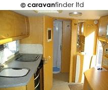 Bailey Vermont S6 2008 Caravan Photo