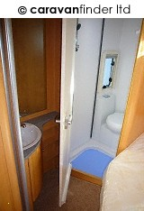 Bailey Indiana S6 2010 Caravan Photo