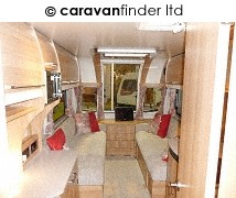 Bailey Unicorn Seville S2 2013 Caravan Photo