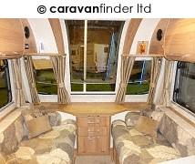 Bailey Pegasus GT65 Verona 2014 Caravan Photo