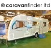 4) Bailey Pursuit Plus 560-5 2014 5 berth Caravan Thumbnail