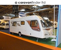 Bailey Unicorn Vigo S2 2014 Caravan Photo