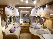Bailey Unicorn Vigo S3 2015 Caravan Photo