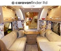 Bailey Pegasus Rimini 2016 Caravan Photo