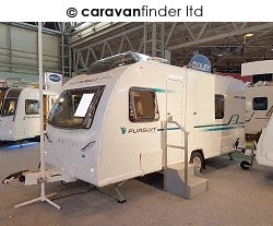Bailey Pursuit 430 2017 Caravan Photo