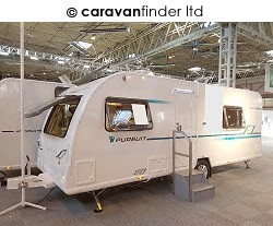 Bailey Pursuit 560 2017 Caravan Photo