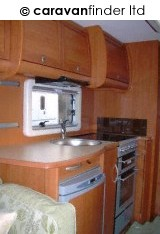 Bessacarr Cameo 495 2007 Caravan Photo
