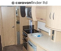 Bessacarr Cameo 525 2009 Caravan Photo