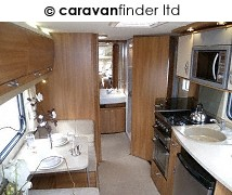Bessacarr Cameo 525 2012 Caravan Photo