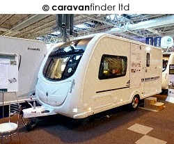Bessacarr Cameo 495 2013 Caravan Photo