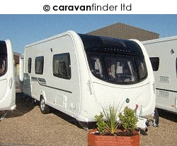 Bessacarr Cameo 525 2013 Caravan Photo