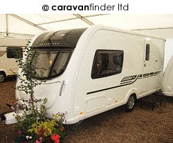 Bessacarr Cameo 495 2014 Caravan Photo