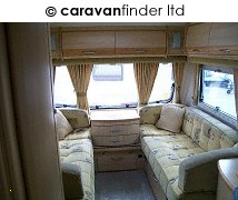 Coachman Pastiche 470 2006 Caravan Photo