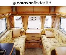 Coachman Pastiche 520 2006 Caravan Photo