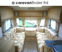 Coachman Amara 450 2007 Caravan Photo