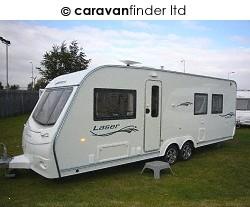Coachman Laser 650 2008