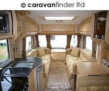 Coachman Pastiche 520 2008 Caravan Photo