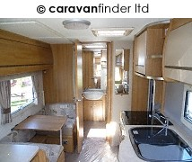 Coachman VIP 520 2011 Caravan Photo