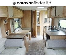 Coachman Pastiche 520 2014 Caravan Photo