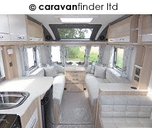 Coachman Vision 580 2018 Caravan Photo