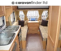 Compass Corona 505 2004 Caravan Photo