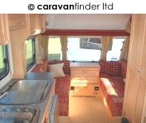 Elddis Avante 505 2004 Caravan Photo