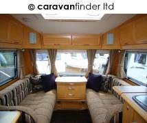 Elddis Odyssey 462 2010 Caravan Photo