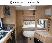 Elddis Odyssey 540 2012 Caravan Photo