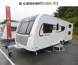 Elddis Avante 866 2018 Caravan Photo