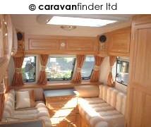Fleetwood Colchester 380 2005 Caravan Photo