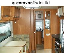 Hymer Nova 570 SL 2008 Caravan Photo