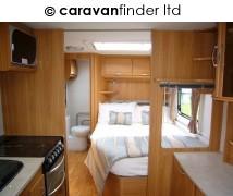 Lunar Clubman SE 2010 Caravan Photo