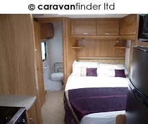 Lunar Delta RS 2011 Caravan Photo