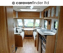 Lunar Clubman SB 2013 Caravan Photo