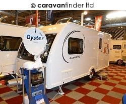 Lunar Cosmos 462 2014 Caravan Photo