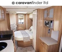 Lunar Clubman SI 2015 Caravan Photo