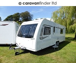 Lunar Delta RS 2015 Caravan Photo